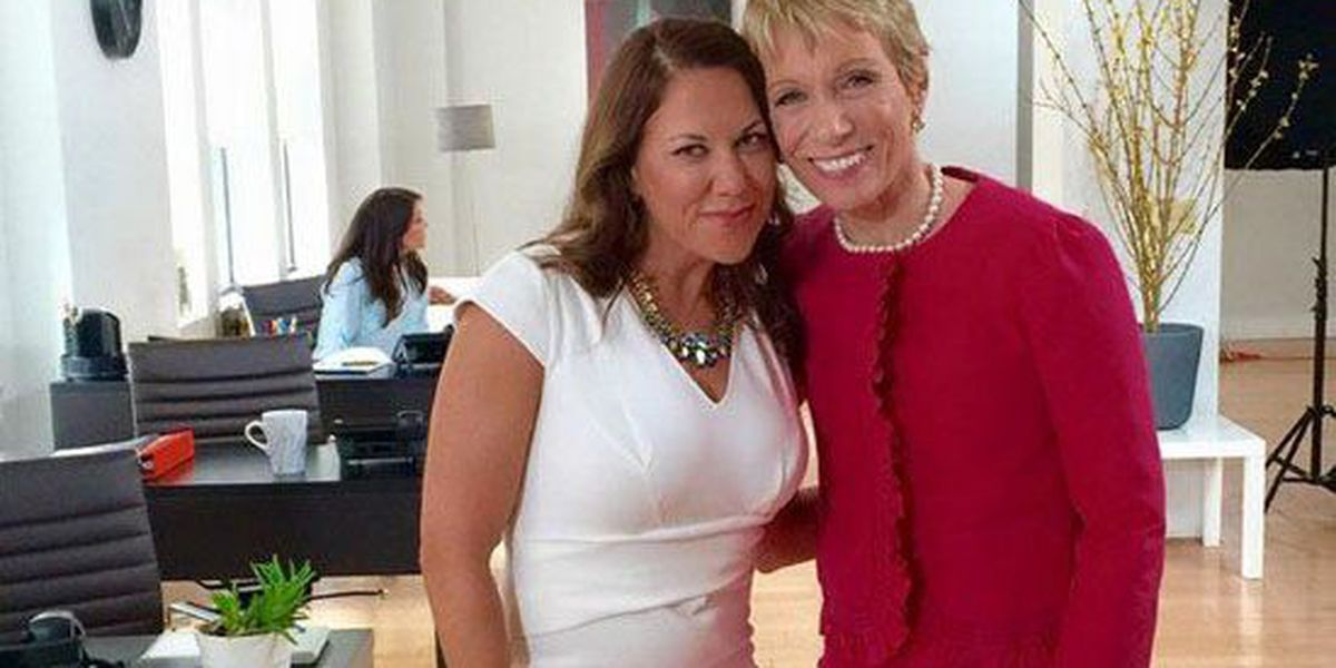 Barbara Corcoran endorses Huntsville realtor