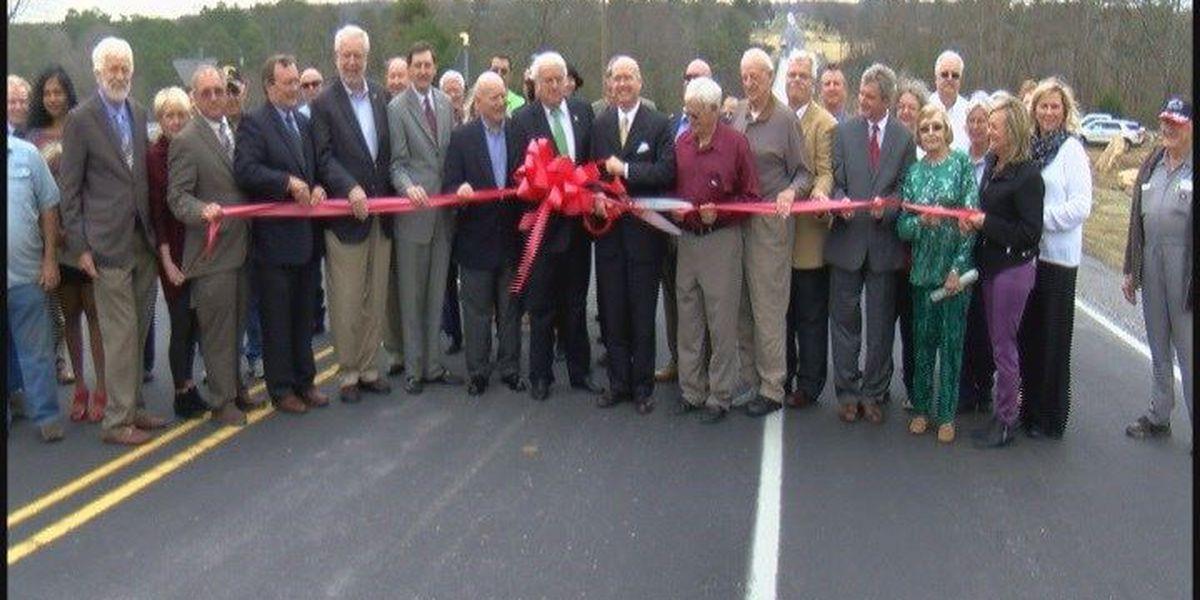 New Marshall County bridge replaces dangerous double bridges