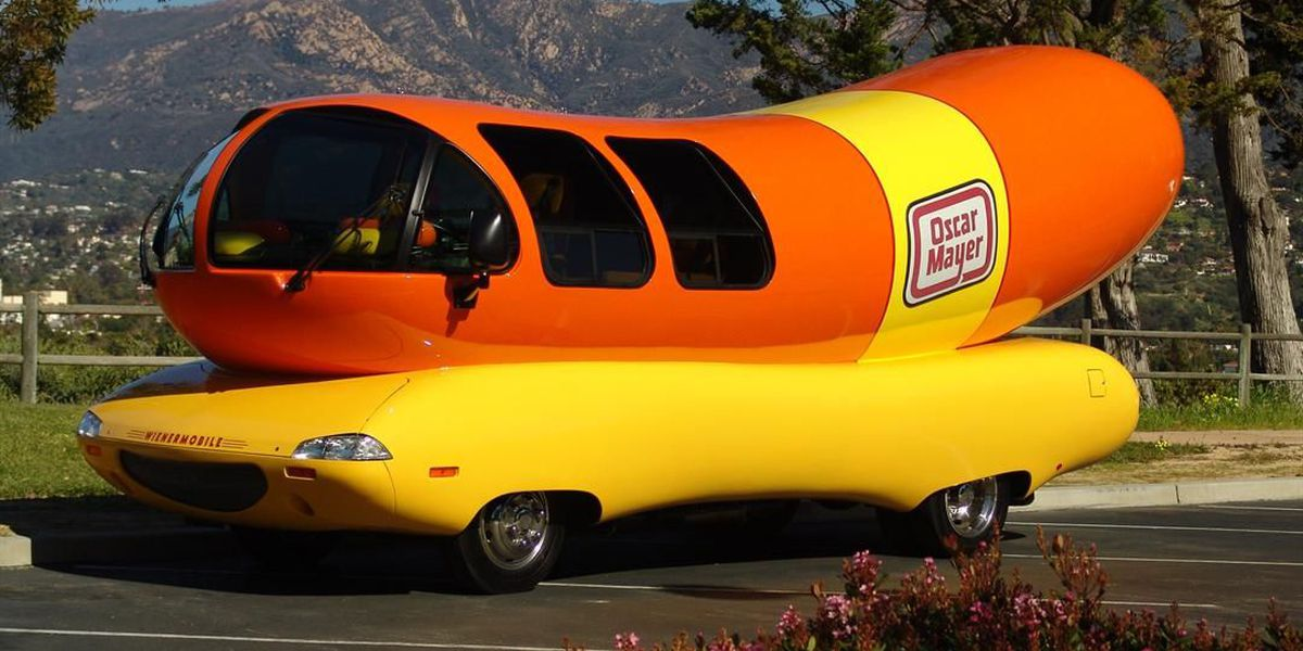 Oscar Mayer Wienermobile to visit the Valley