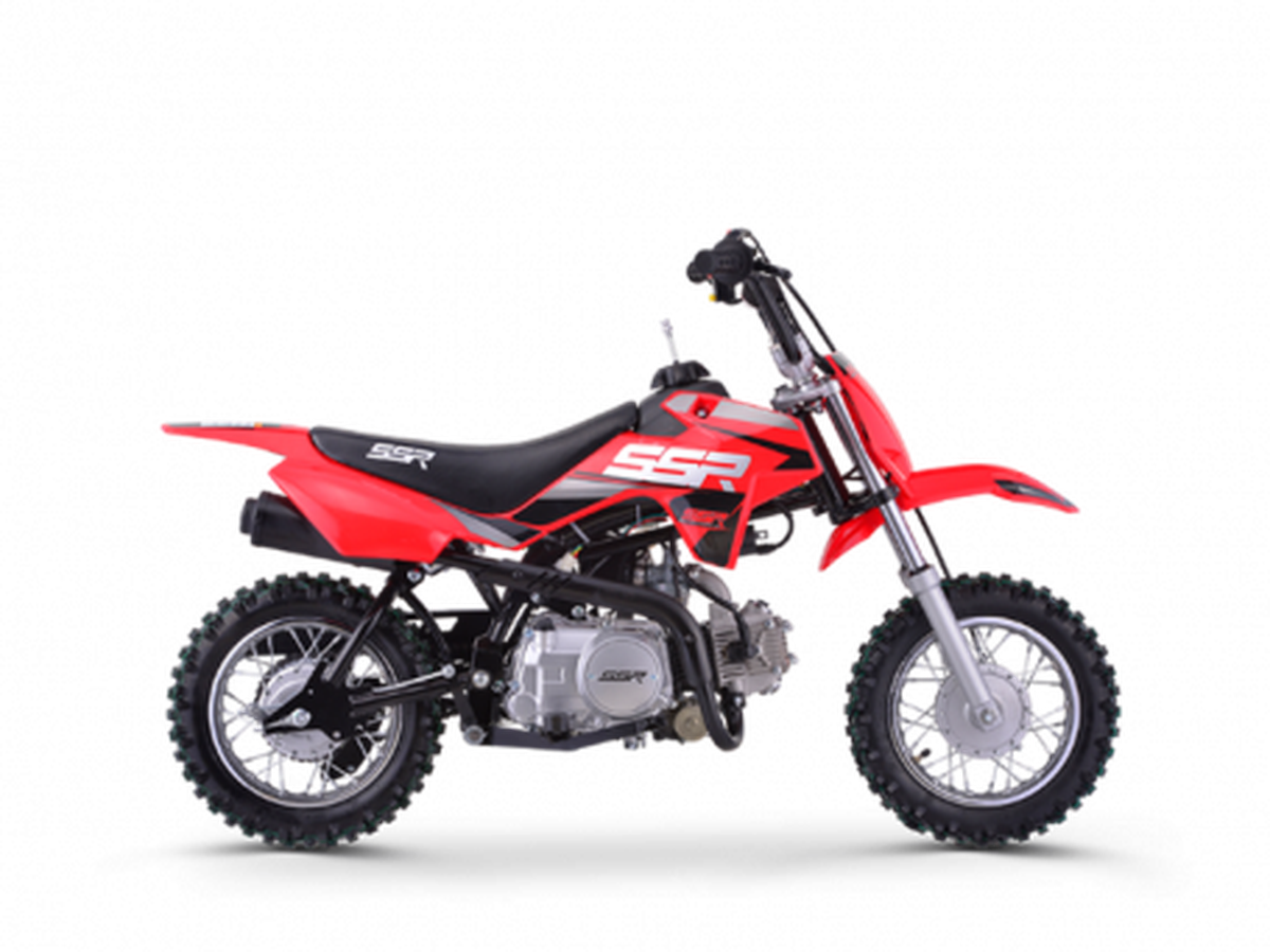 SSR Motorsports recalls competition motorcycles due to crash and injury hazards