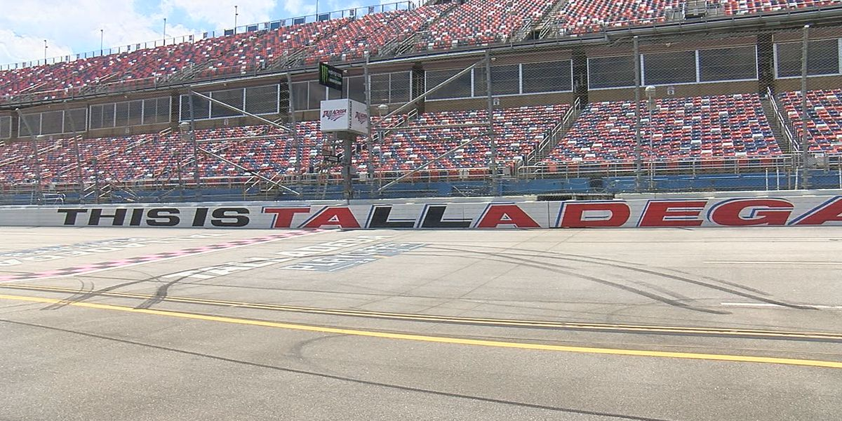 Talladega Superspeedway talks Confederate Flag Ban