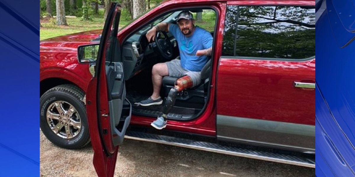 Alabama Veteran Honored with Mobility-Equipped Vehicle