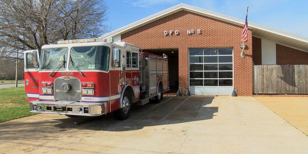 Decatur Fire Department asking for new truck after major maintenance fail