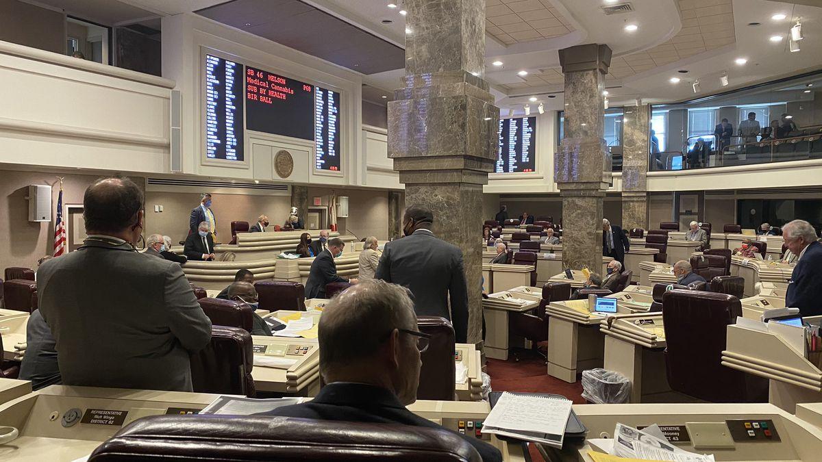 Medical marijuana bill passes Legislature, heads to governor's desk