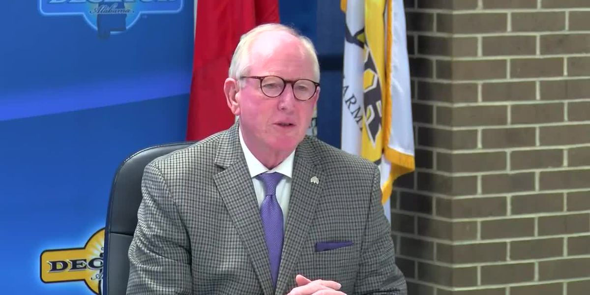 Decatur officials update latest on COVID-19
