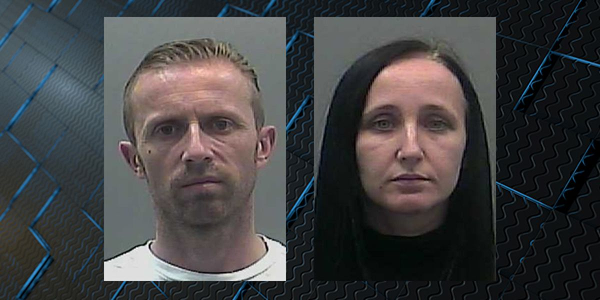 Harvest couple arrested in car title-washing scam