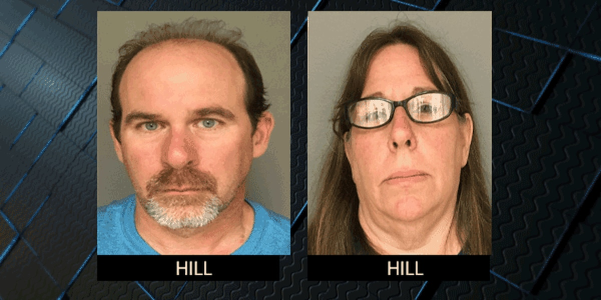 Decatur husband and wife charged with elder abuse