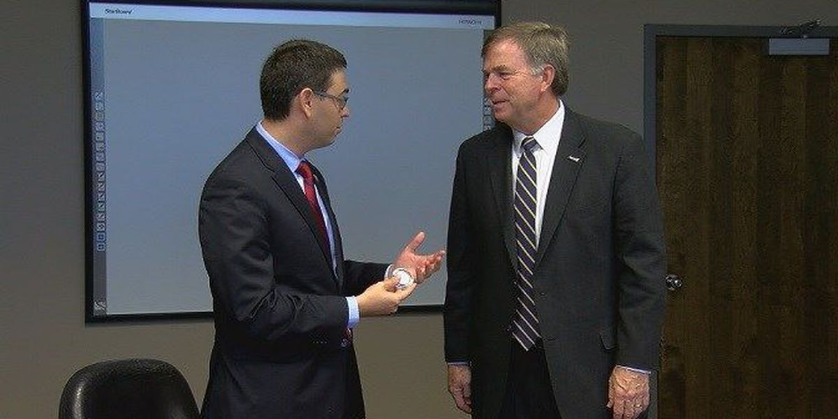Deputy Consul General of Israel talks defense, partnerships during Huntsville visit