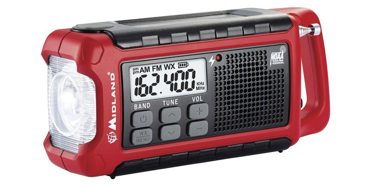 How to Program your Midland All Hazards Weather Radio