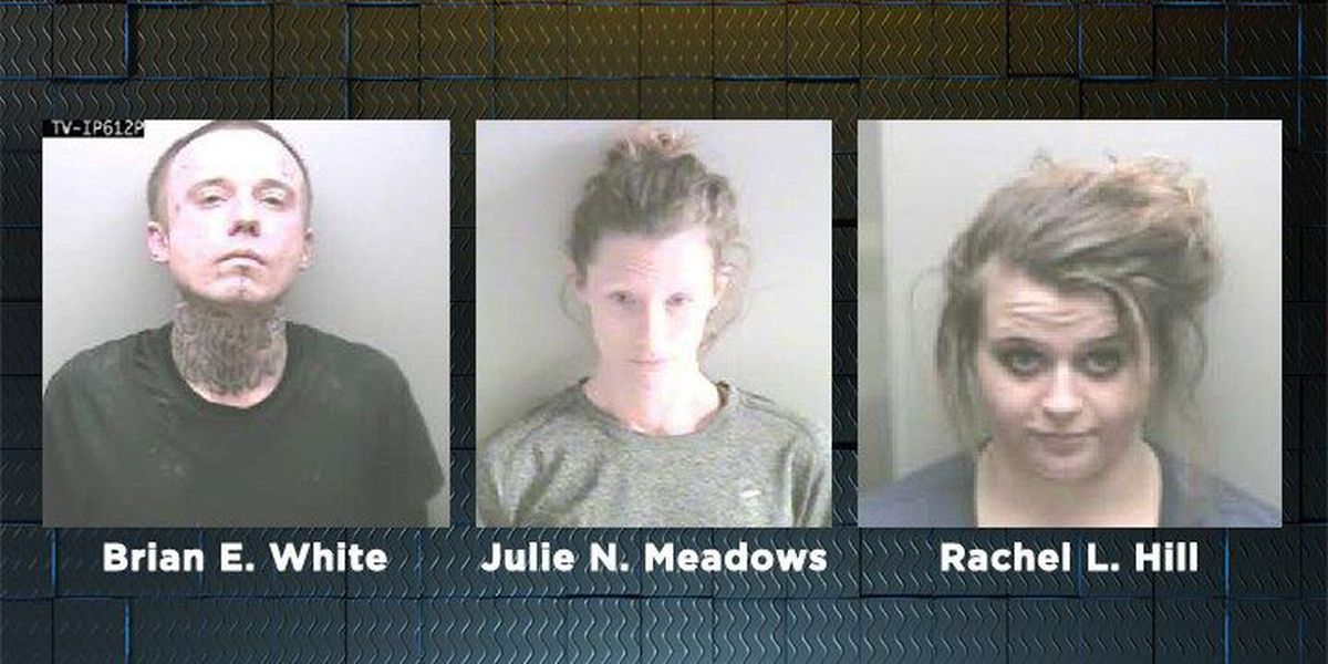 3 charged in Marshall County kidnapping