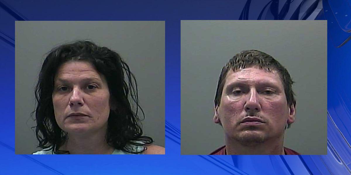 Limestone County Sheriff's Office arrests 2 following assault of elderly man