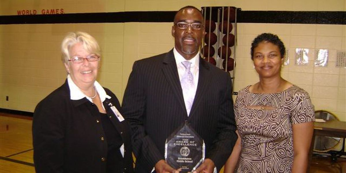 School safety awards given to Brookhaven and Cedar Ridge