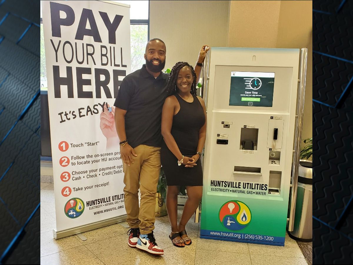 Couple raises $2,500 for Huntsville Utilities customers