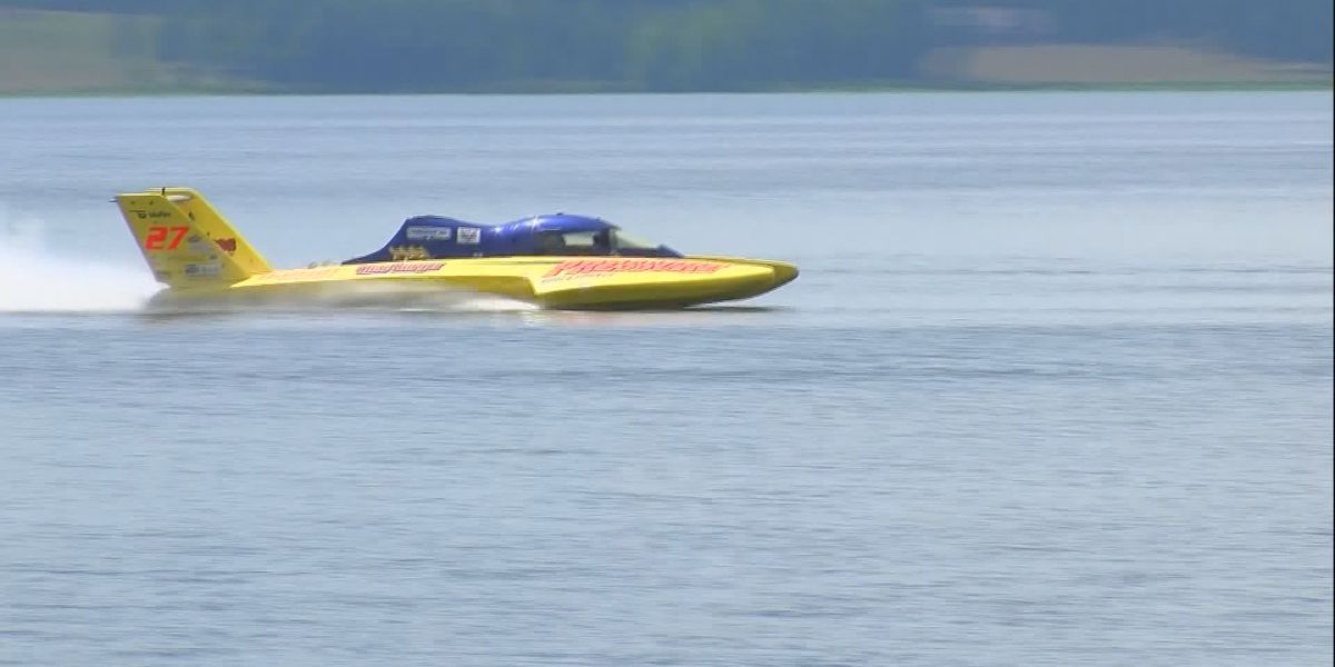 HydroFest named best boat racing site