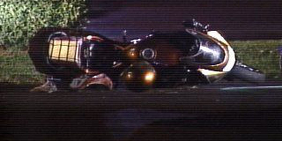 Man recovering from motorcycle accident