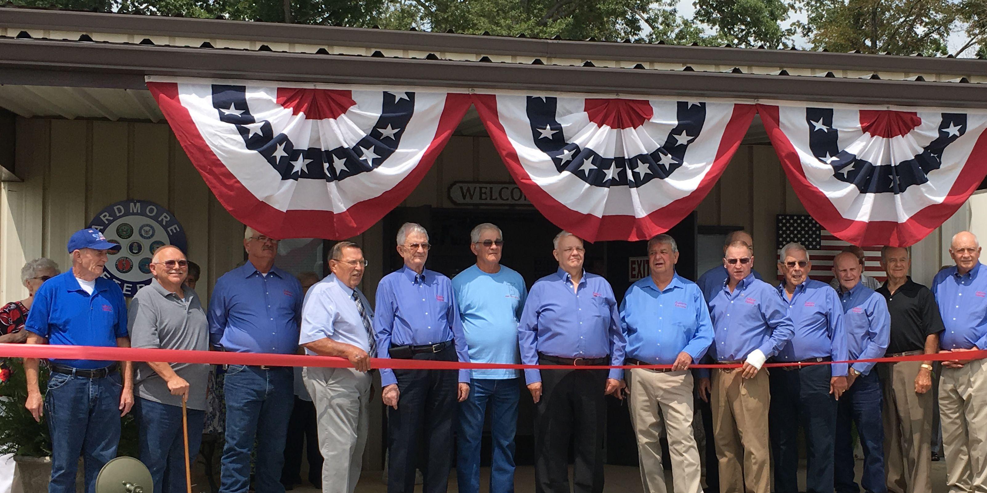 Veterans welcome new museum in Ardmore, TN