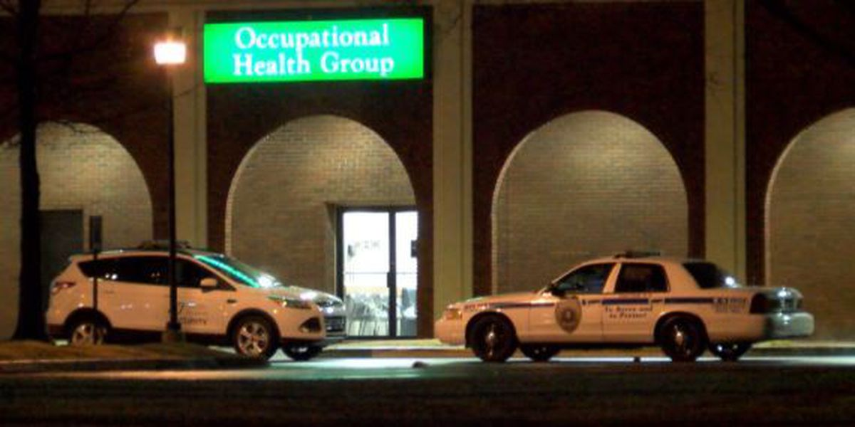Overnight break-in reported at Medical Mall--the details on WAFF 48 News Today