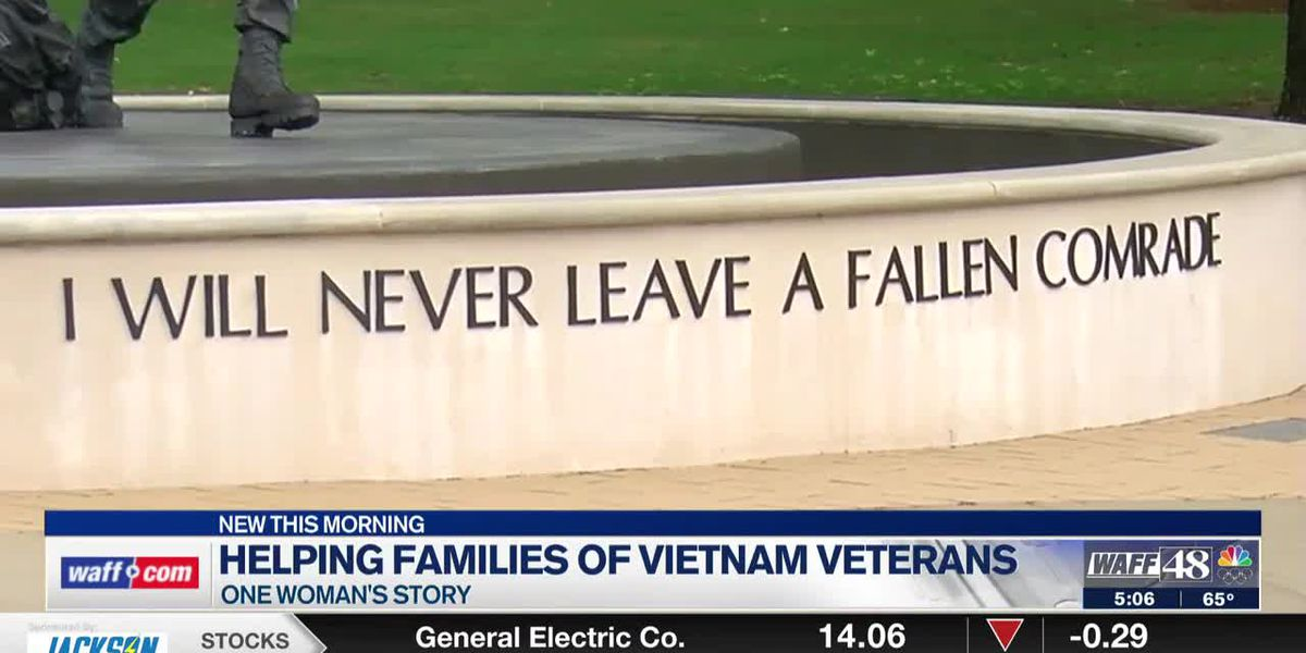 Madison woman works to help connect families of fallen veterans