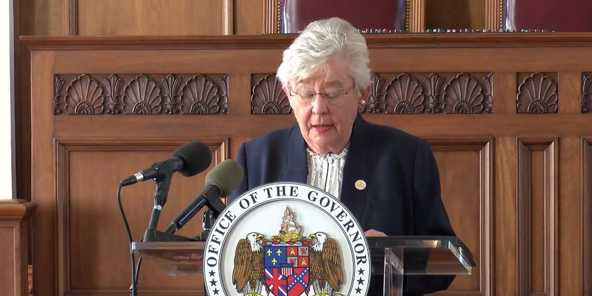 Gov. Ivey holds news conference Thursday