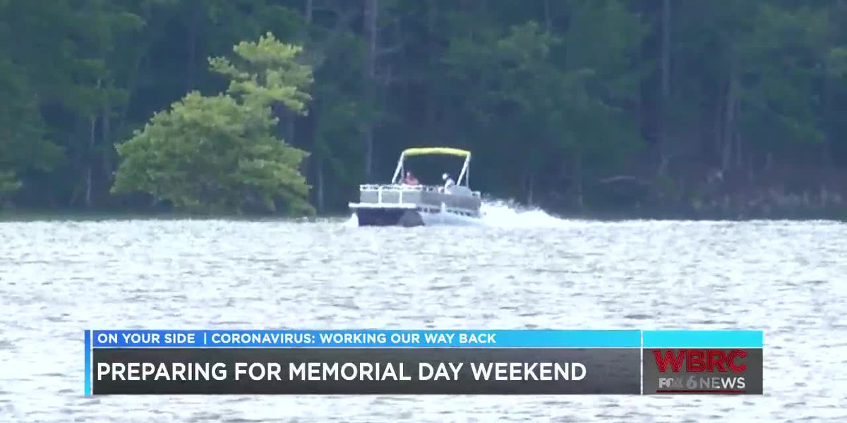ALEA urges lake and beachgoers to practice social distancing this Memorial Day