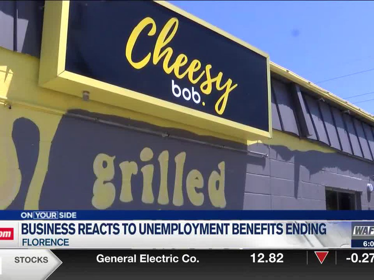 Florence business owner hopes to see more job applicants after pandemic unemployment benefits end