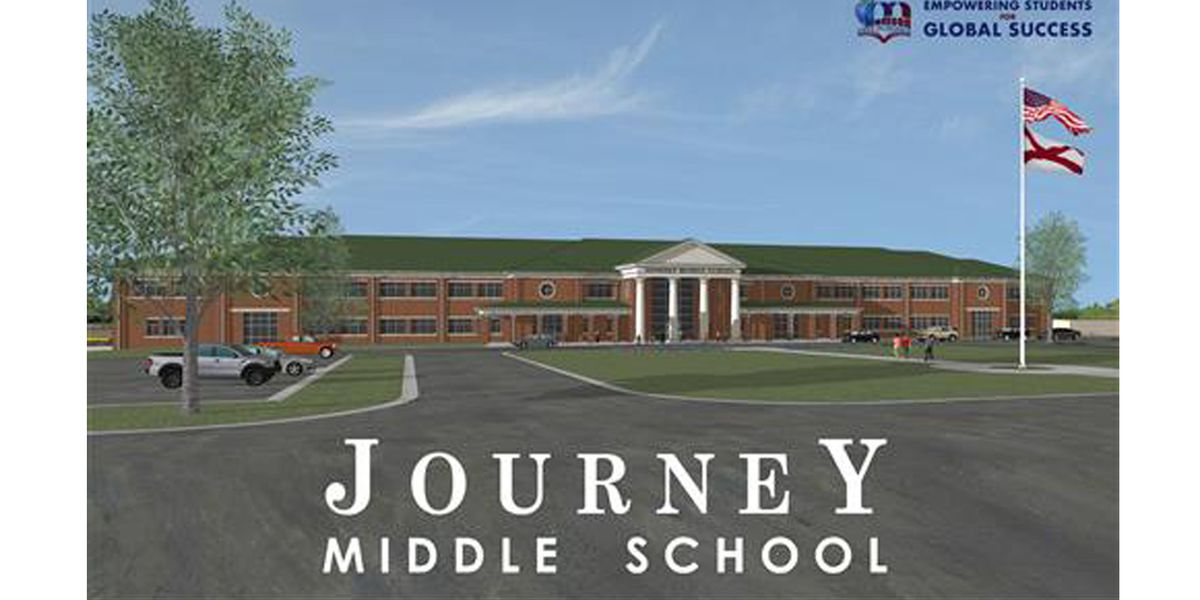Madison City Board of Education reveals new middle school name, mascot