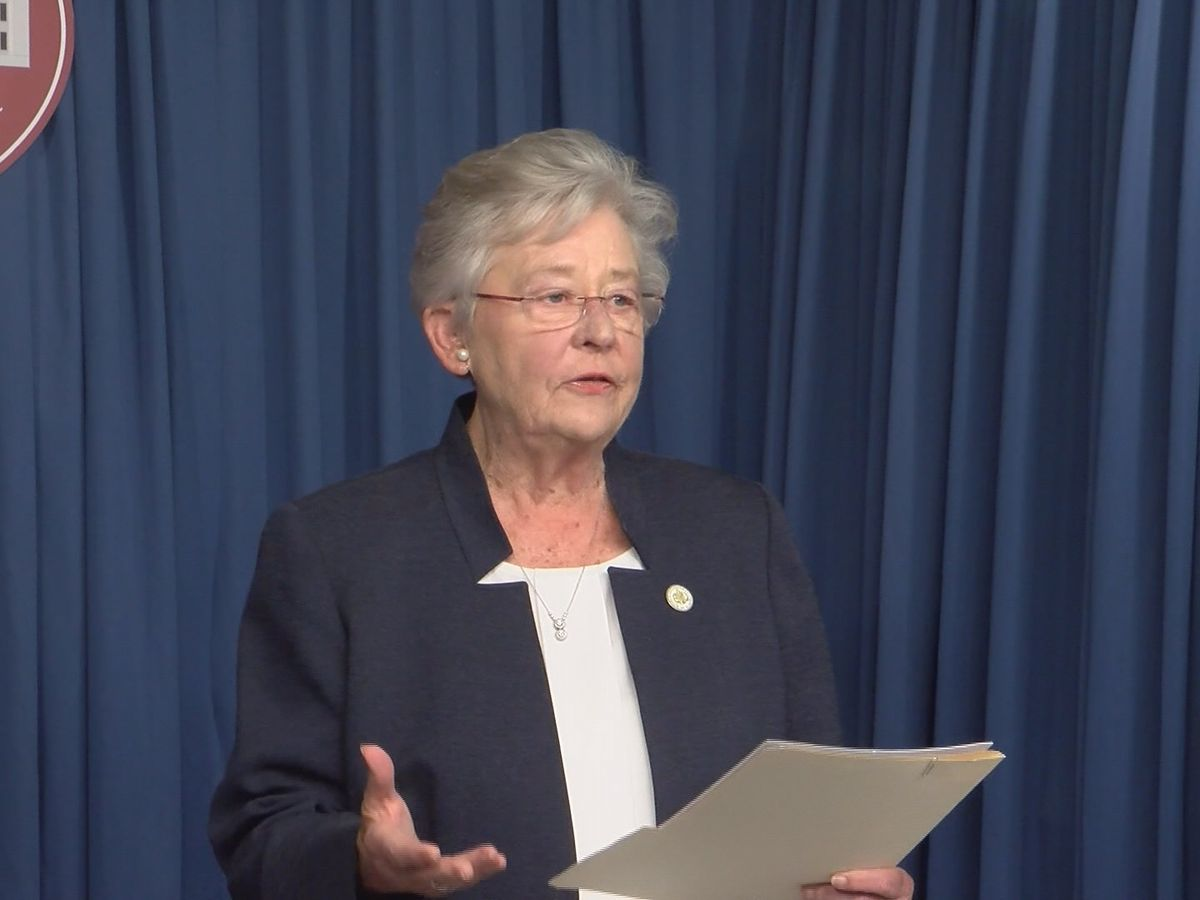 Governor Ivey's order puts Madison County parolees on pause