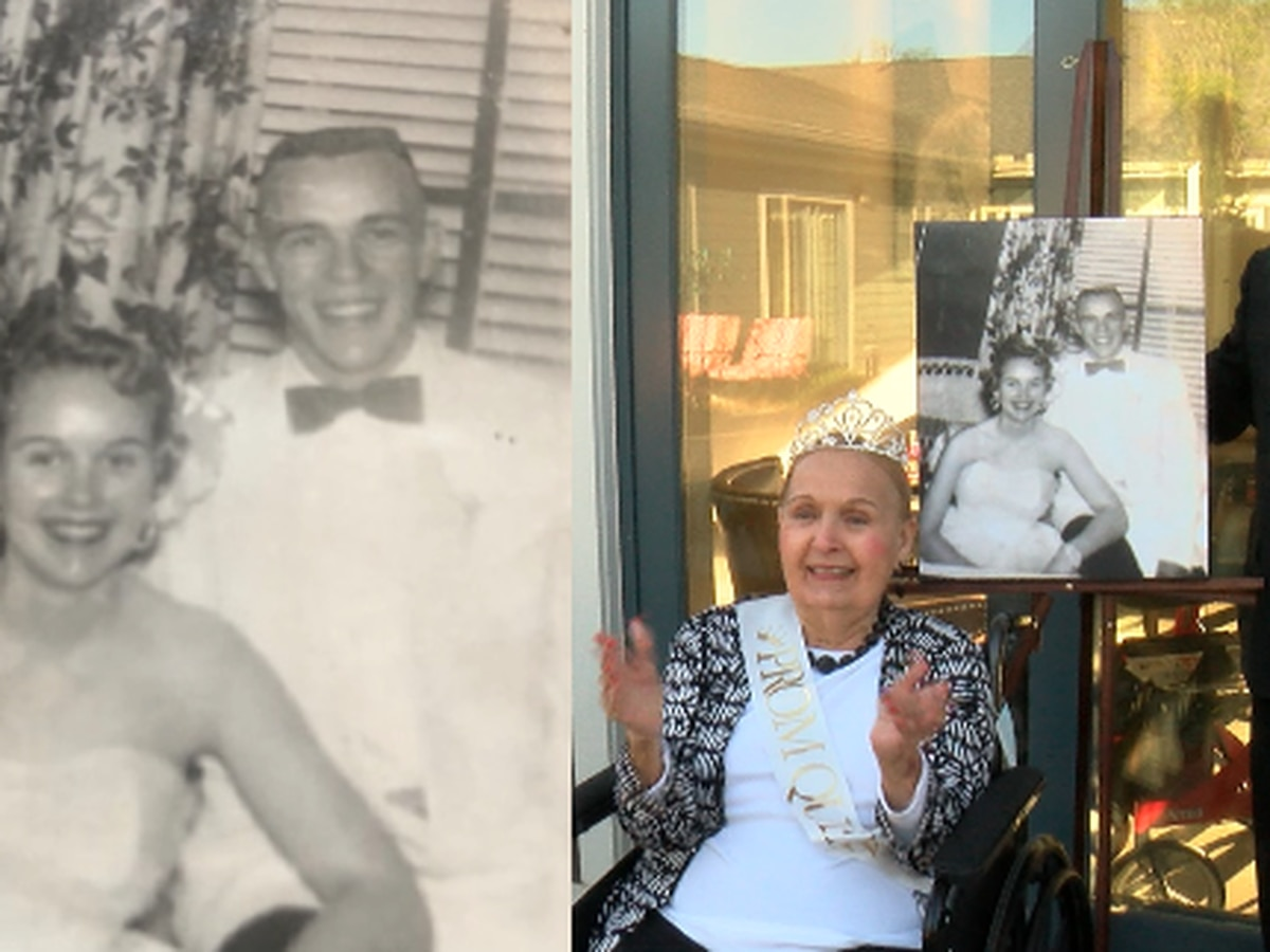 65 years later: Butler High School Prom King, Queen crowned again
