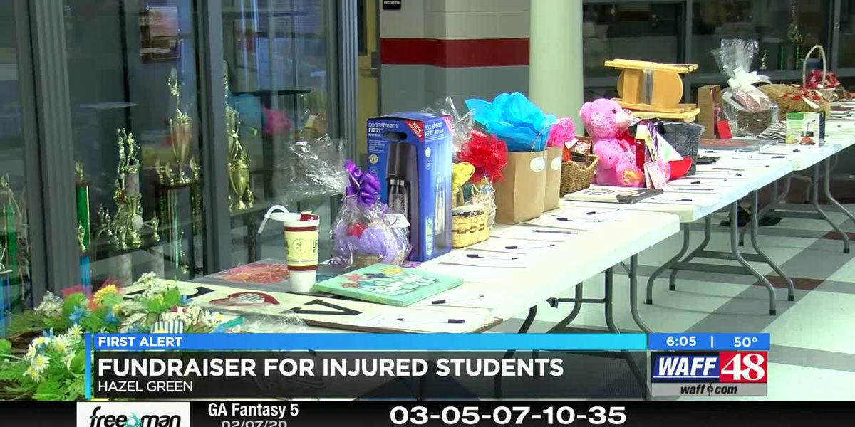 Fundraiser held for Hazel Green teens recovering from fire