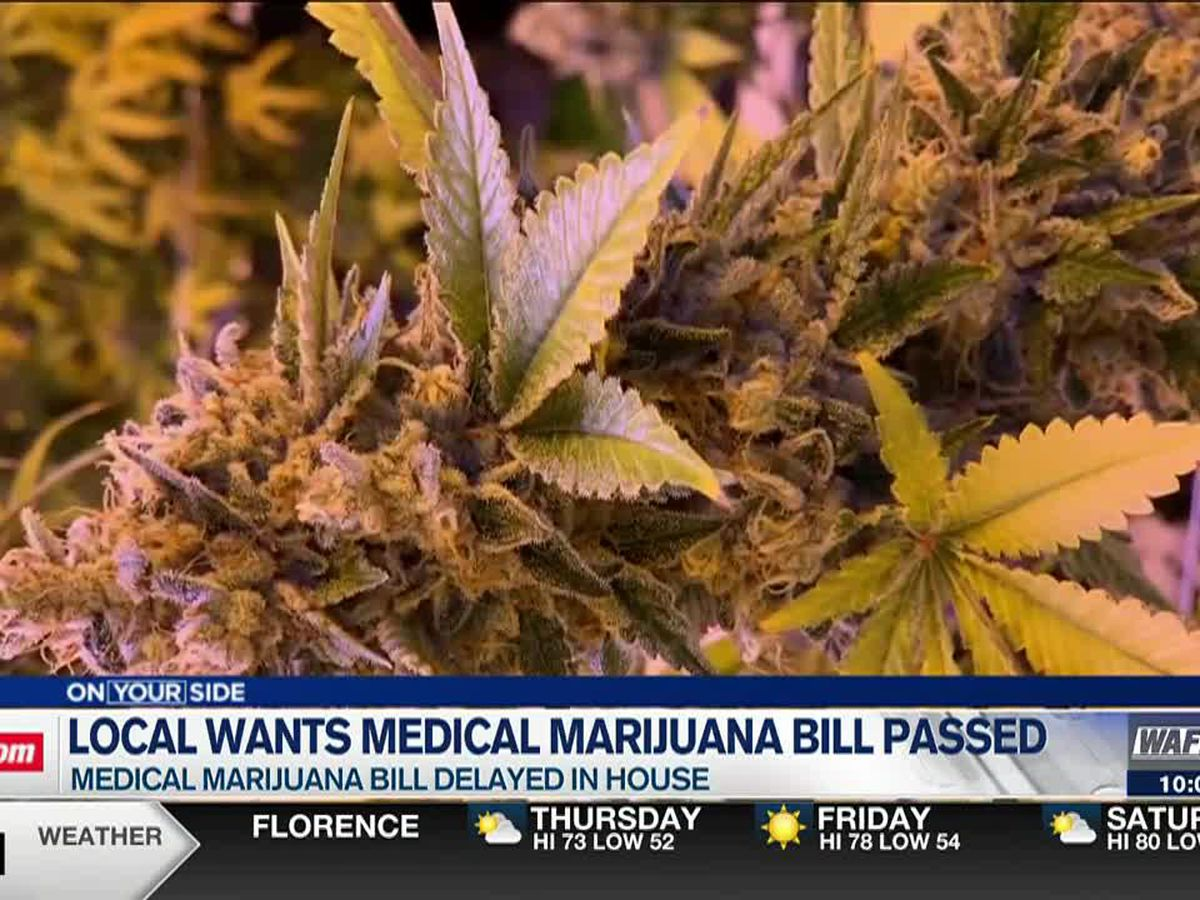 Lawmakers still debating medical mariajuana bill, some Alabamians want it passed