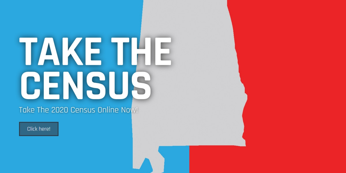 Alabama lagging in numbers; fill out your 2020 census