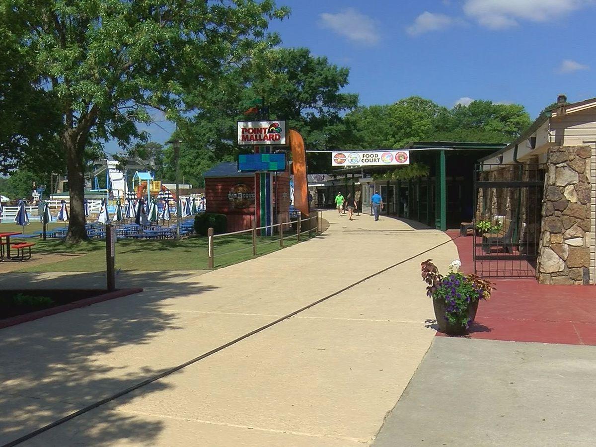 Point Mallard Water Park preps