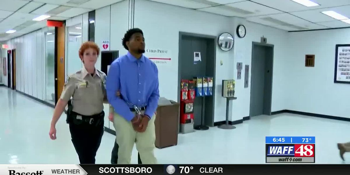 Decatur man convicted of capital murder set to be sentenced later this month