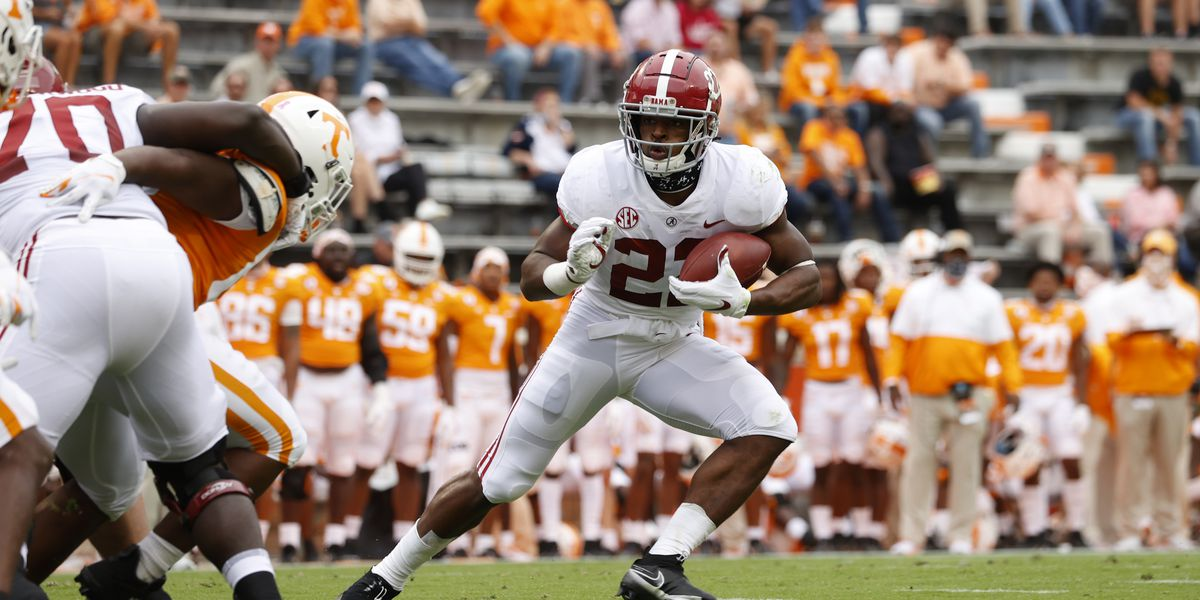 Tide Roll Over Vols, Lose Waddle to Injury in Win