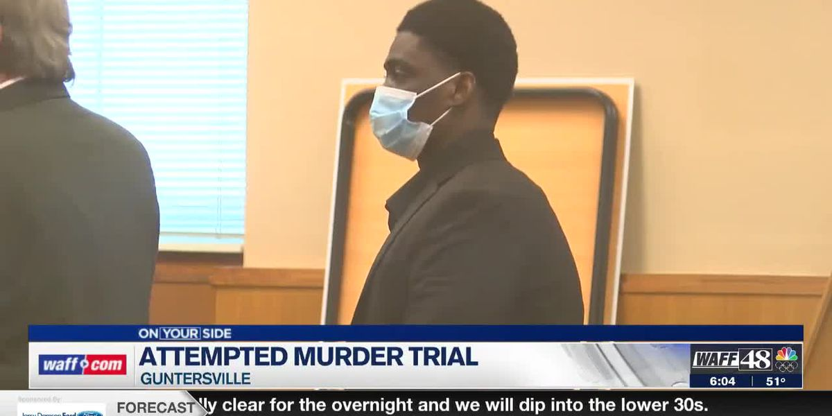Marshall Co. man guilty of shooting at Albertville Police Officer