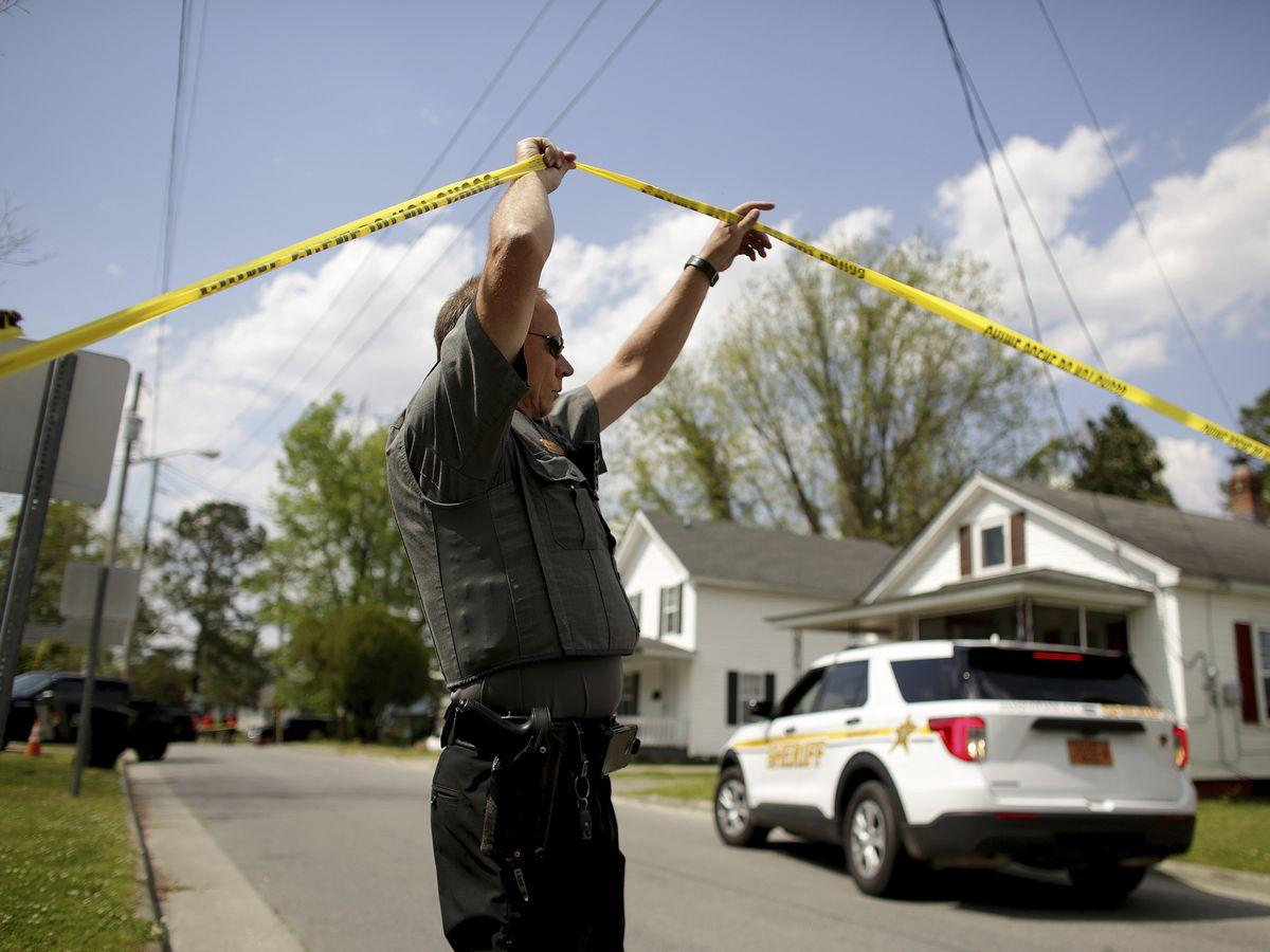 Sheriff: Deputy fatally shot Black man while serving warrant