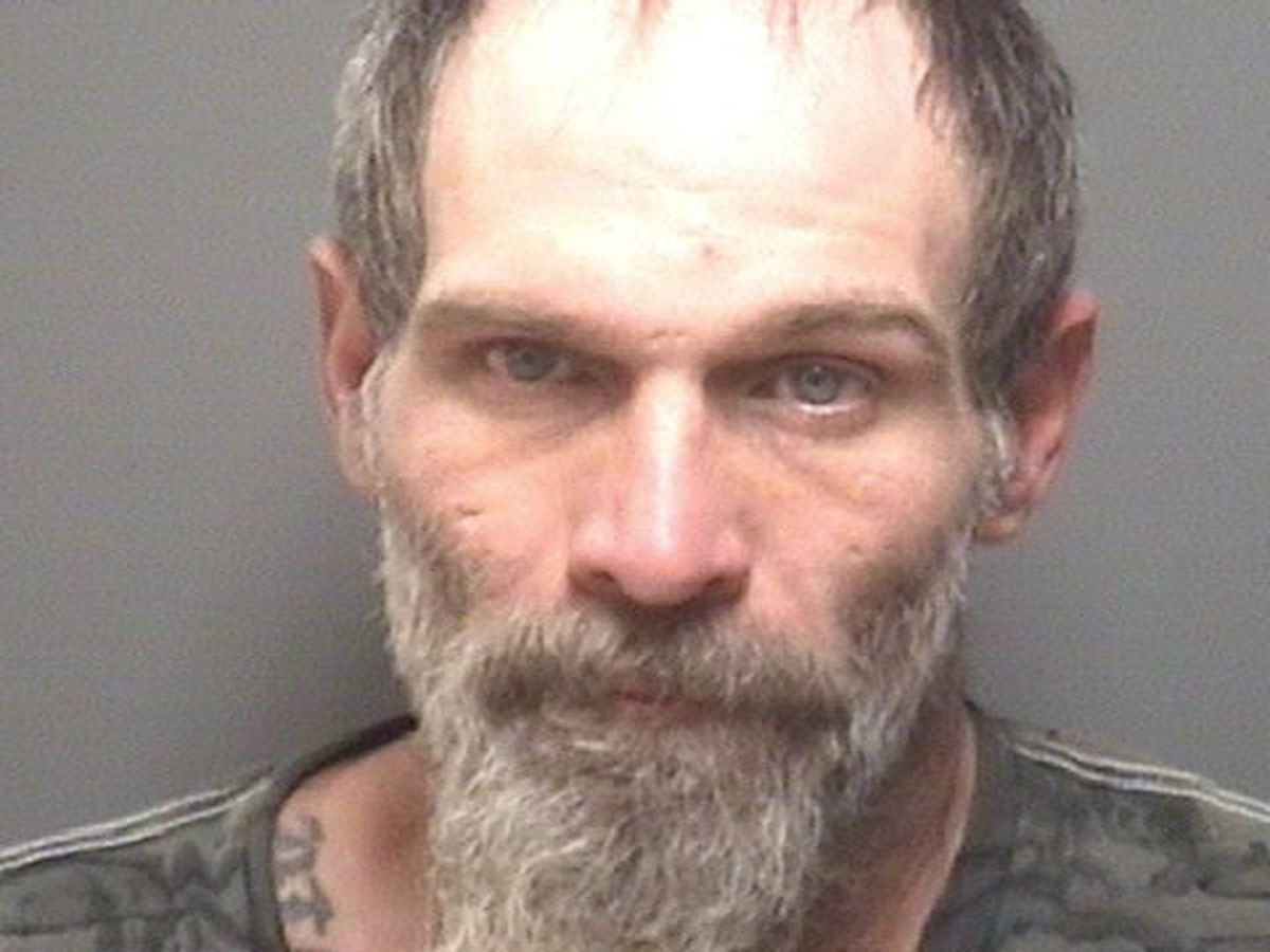Morgan County man arrested and charged in theft case