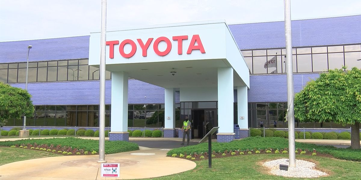 Toyota confirms COVID-19 cases at Huntsville plant