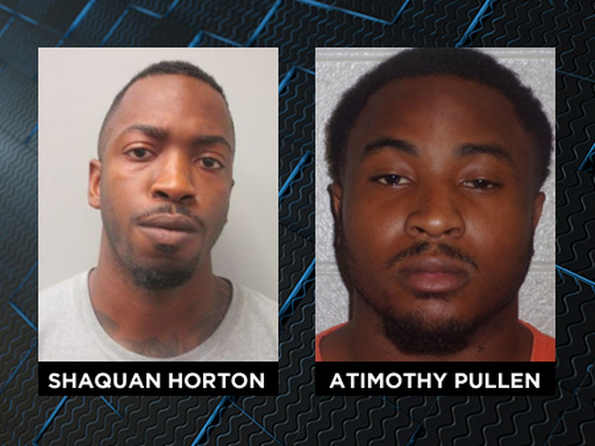 2 in custody in Huntsville Budget Inn murder investigation