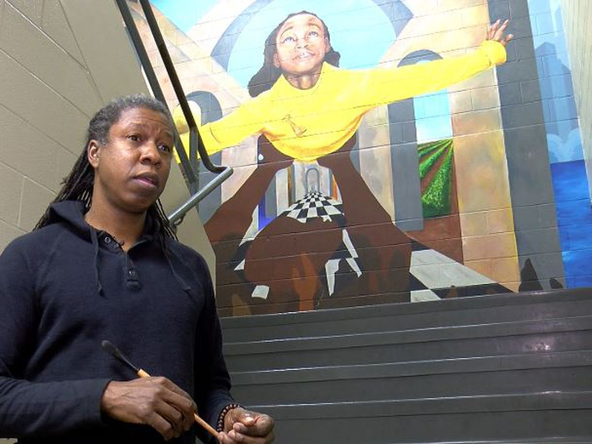 'The style of no style': Local artist Jahni Moore expanding reach