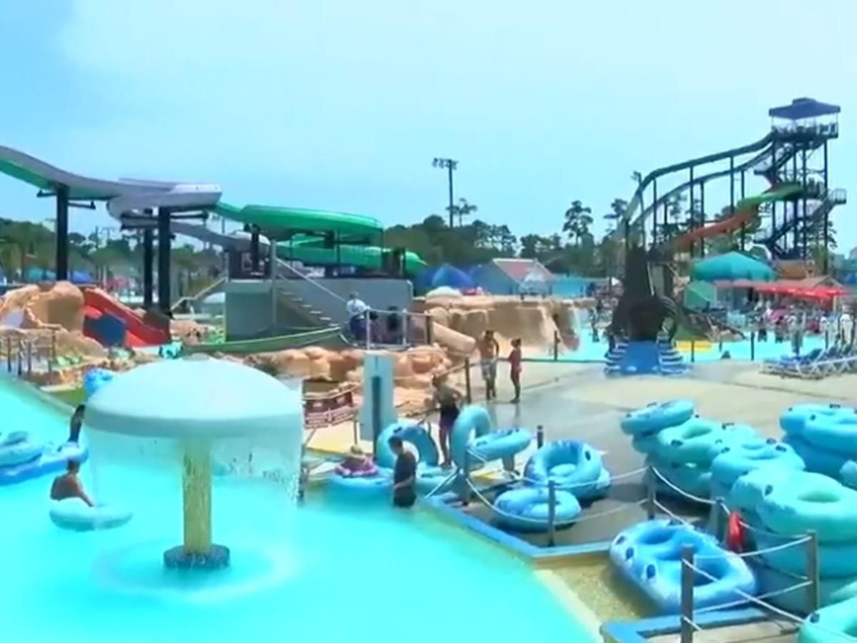 GRAPHIC: Lawsuit claims woman contracted flesh-eating bacteria at Grand Strand water park