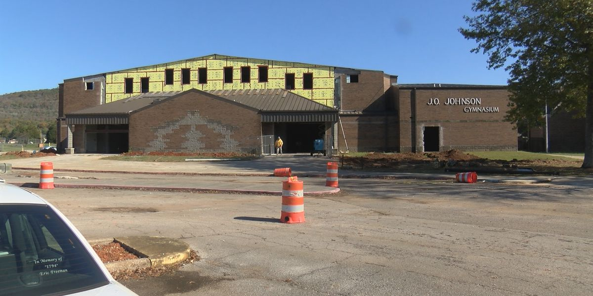 Johnson Legacy Center scheduled to open in spring 2020