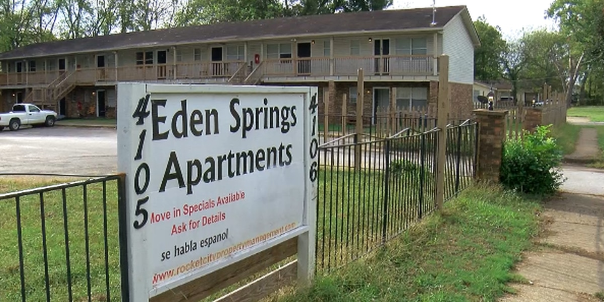 Huntsville group slapped with lawsuit over evictions