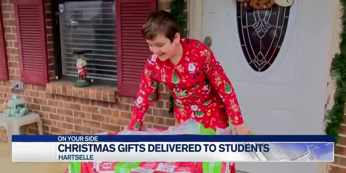 Local donor gives more than $7,000 in gifts to students