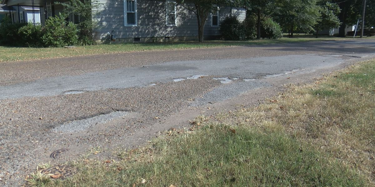 Huntsville making new list of roads for repaving