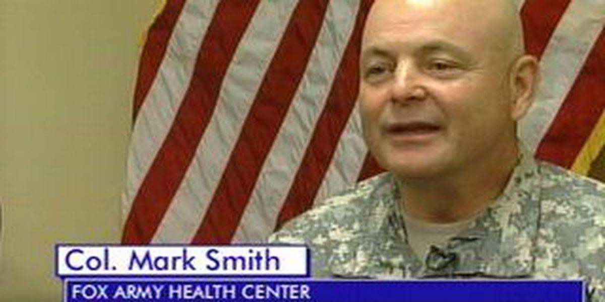 Arsenal's Fox Army Health Center setting new health care standard