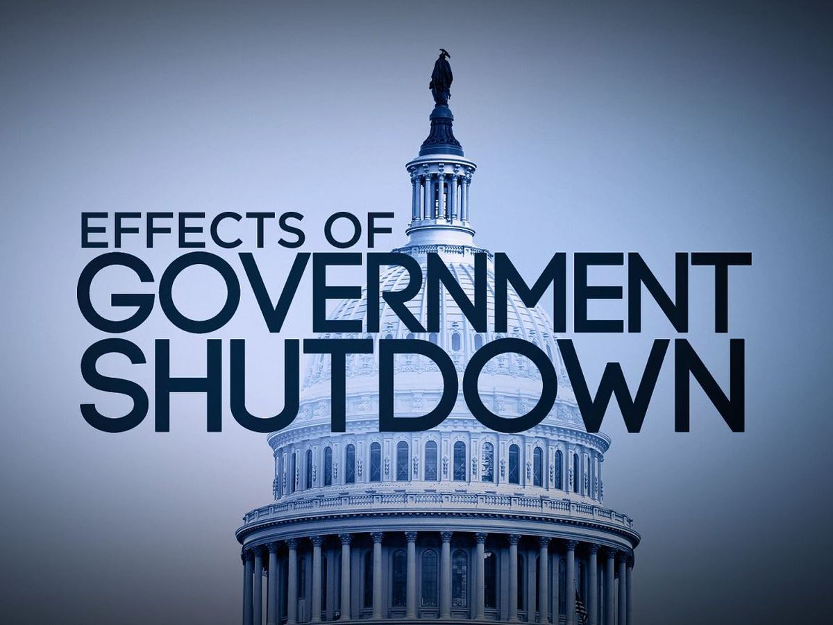 Government shutdown affecting homebuyers