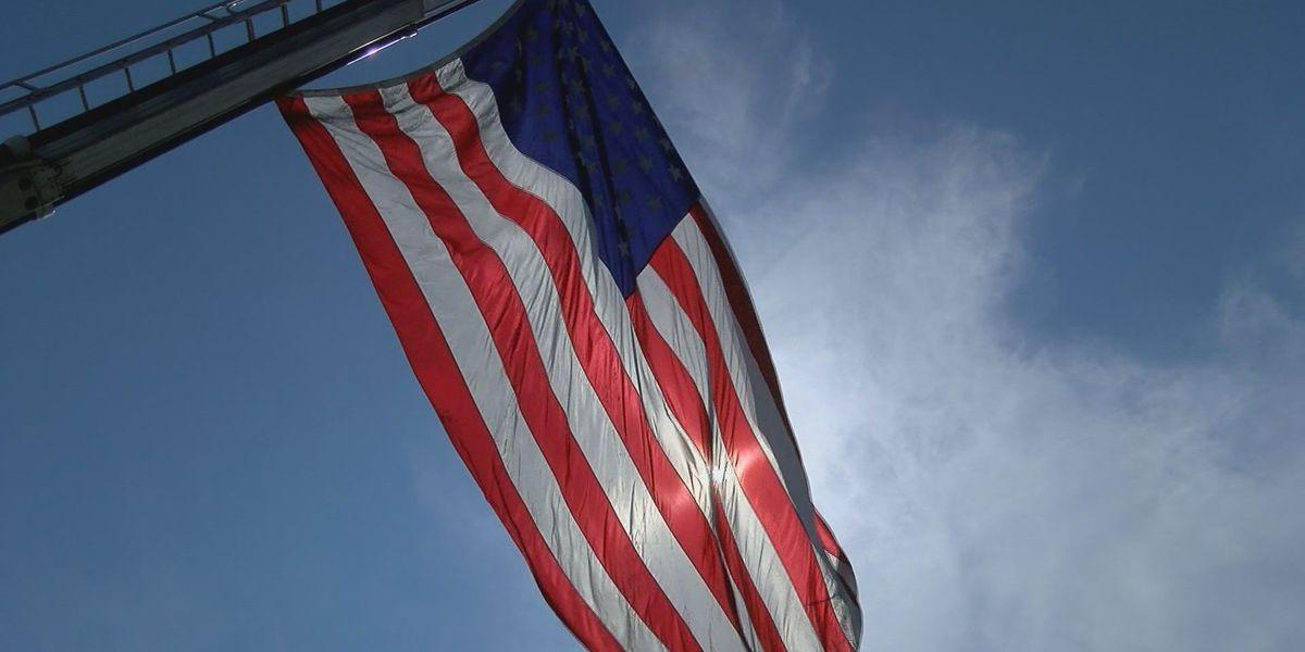 President Trump speaks at Shanksville, PA 9/11 memorial
