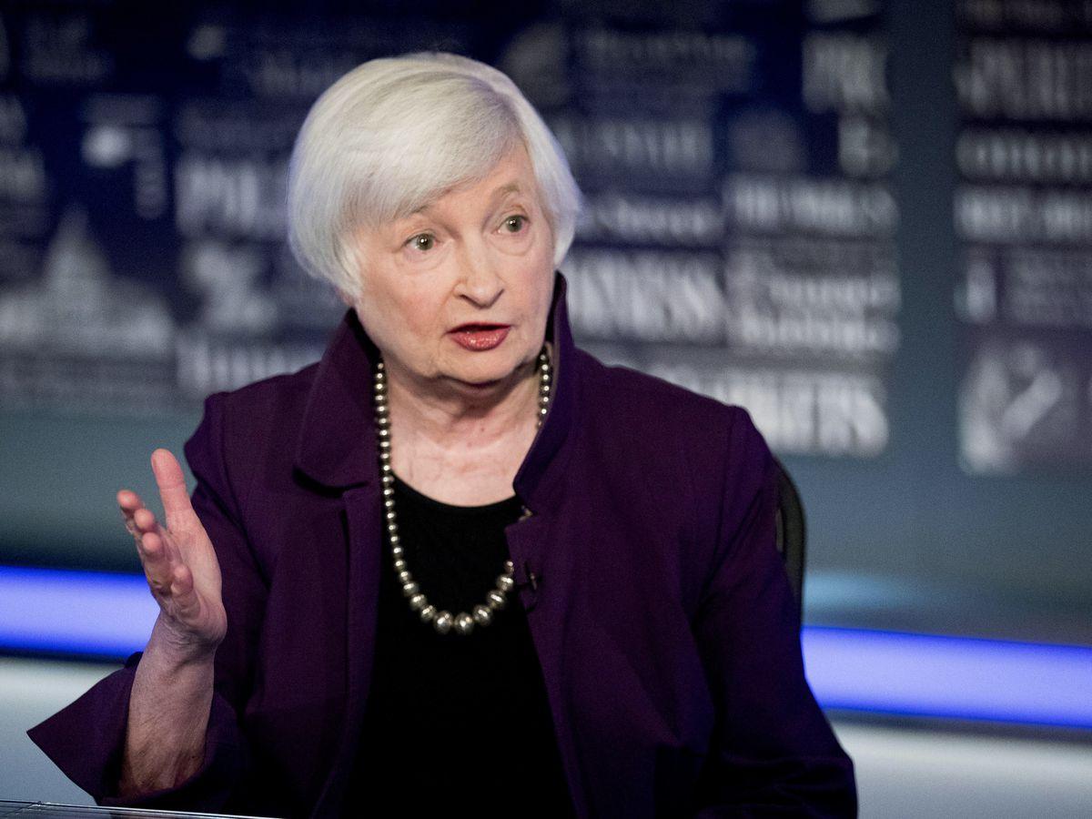 Yellen nomination as Treasury secretary clears committee