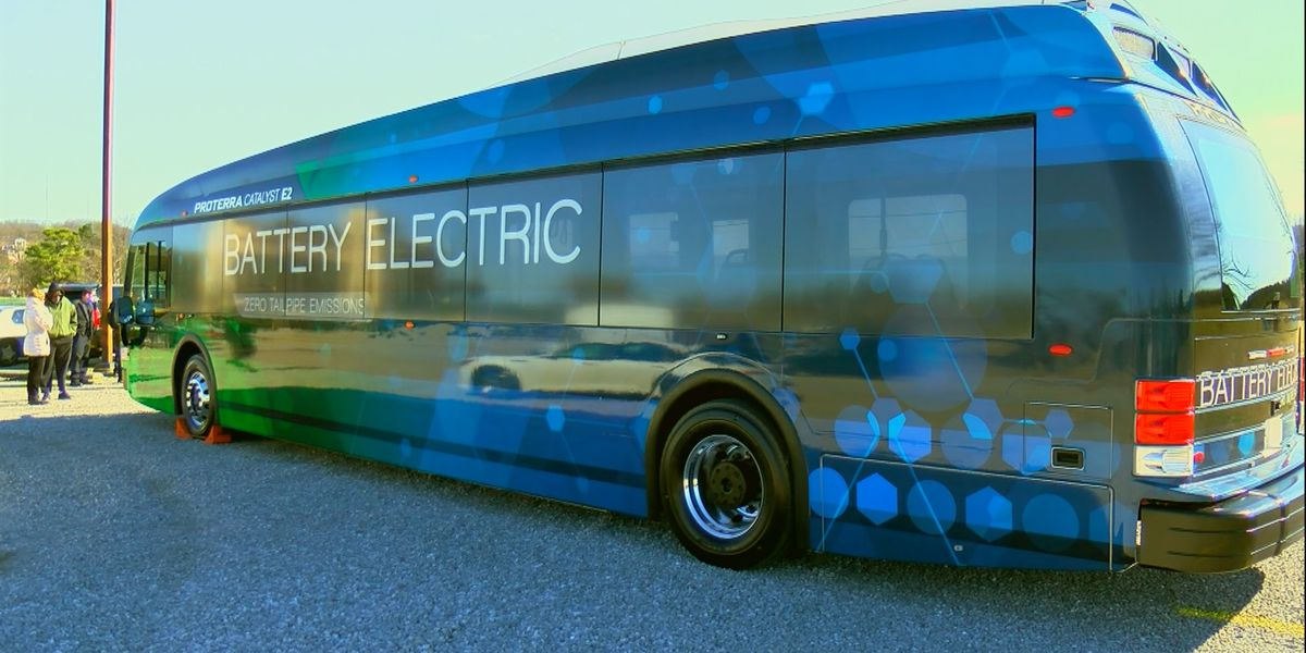 Alabama A&M receives federal grant to purchase new, electric buses